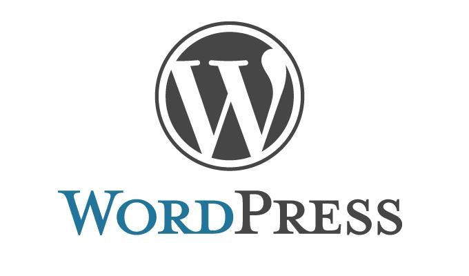 Myrtle Beach WordPress Website Design & SEO CMS WordPress Logo